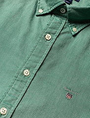 GANT - SLIM OXFORD SHIRT BD - basic shirts - ivy green - 4