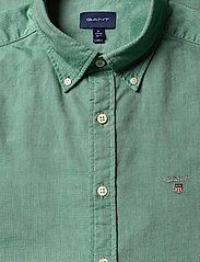 GANT - SLIM OXFORD SHIRT BD - basic shirts - ivy green - 5