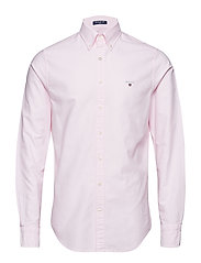 SLIM OXFORD SHIRT BD - LIGHT PINK
