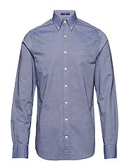 SLIM OXFORD SHIRT BD - PERSIAN BLUE