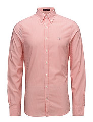 THE BROADCLOTH BANKER SLIM BD - STRONG CORAL