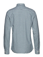 THE OXFORD 3 COL GINGHAM SLIM BD