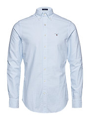 THE OXFORD BANKER SLIM BD - CAPRI BLUE