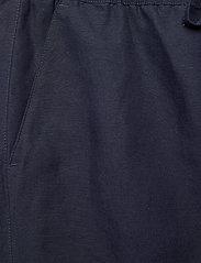 Gant - D2. SUMMER LINEN SHORT - casual shorts - marine - 2