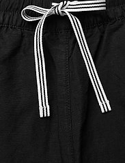 GANT - D2. SUMMER LINEN SHORTS - shorts casual - black - 3