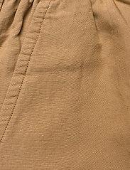 GANT - D2. SUMMER LINEN SHORTS - shorts casual - warm khaki - 2