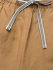 GANT - D2. SUMMER LINEN SHORTS - shorts casual - warm khaki - 3