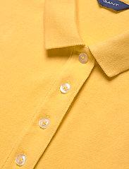 Gant - ORIGINAL SS PIQUE - pikéer - mimosa yellow - 2