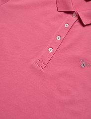 Gant - THE ORIGINAL PIQUE SS DRESS - korta klänningar - rapture rose - 2