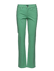 O1. STRAIGHT SOFT JEAN - SPEARMINT