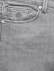 GANT - SKINNY SUPER STRETCH JEANS - skinny jeans - grey worn in - 2