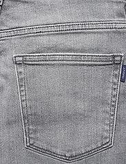 GANT - SKINNY SUPER STRETCH JEANS - skinny jeans - grey worn in - 4