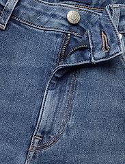 GANT - SLIM SUPER STRETCH JEANS - slim jeans - semi light blue broken in - 3