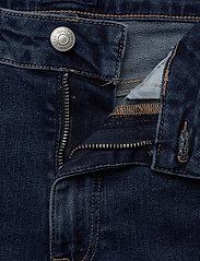 Gant - SLIM SUPER STRETCH JEANS - slim jeans - dark blue worn in - 3