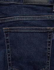 Gant - SLIM SUPER STRETCH JEANS - slim jeans - dark blue worn in - 4