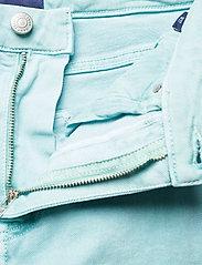 GANT - D1. HW SLIM CROPPED COLOUR JEANS - slim jeans - aquatic blue - 3
