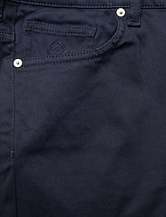 GANT - TP HW CROPPED SLIM JEANS - slim jeans - evening blue - 2