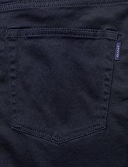 GANT - TP HW CROPPED SLIM JEANS - slim jeans - evening blue - 4