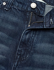 GANT - D1. CROPPED AUTHENTIC JEANS - straight jeans - dark blue broken in - 3