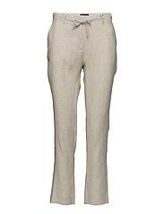Gant - O2. Linen Pants