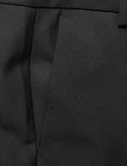Gant - D1. STRETCH TAPERED PANT - suorat housut - black - 2