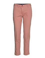 CANVAS CLASSIC CHINO - ASH ROSE