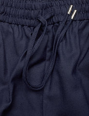 GANT - D1. WOOL BLEND PULL ON PANT - casual trousers - evening blue - 3