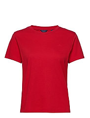 THE ORIGINAL SS T-SHIRT - BRIGHT RED
