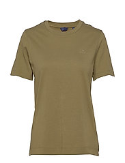 ORIGINAL SS T-SHIRT - OLIVE GREEN