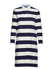 O1. STRIPED HEAVY RUGGER DRESS