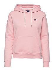 D1. MEDIUM SHIELD HOODIE - PREPPY PINK