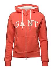 Gant - O1. Arch Logo Hoodie