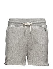 Gant - O1. Tonal Shield Sweat Shorts
