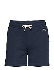 LOCK UP SWEAT SHORTS - EVENING BLUE