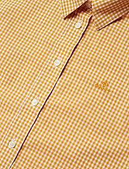 Gant - THE BROADCLOTH GINGHAM SHIRT - pitkähihaiset paidat - ivy gold - 2