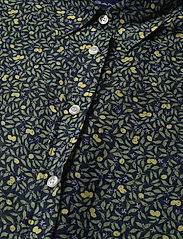 Gant - D2. LEMONADE COTTON SILK SHIRT - blouses à manches longues - insignia blue - 2