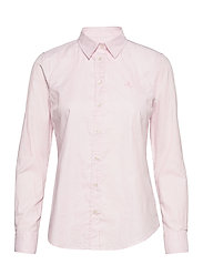 THE OXFORD BANKER SLIM SHIRT - PREPPY PINK