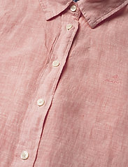 GANT - THE LINEN CHAMBRAY SHIRT - chemises à manches longues - summer rose - 2