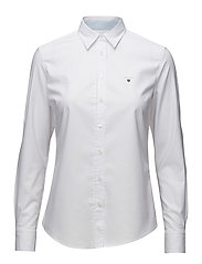 STRETCH OXFORD SOLID