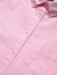 GANT - OXFORD SHIRT - long-sleeved shirts - pastel pink - 2