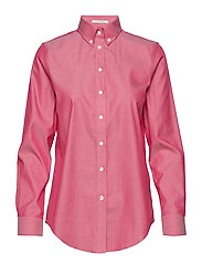 PIN POINT OXFORD BD SHIRT - LOVE POTION