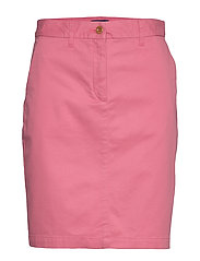 D1. CLASSIC CHINO SKIRT - RAPTURE ROSE