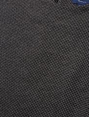 Gant - D1. DOGTOOTH JERSEY CL SHIFT DRESS - midimekot - dark grey melange - 2