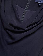 Gant - D2. HOLIDAY DRESS - midimekot - evening blue - 2