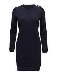O2. SAILORS DRESS - EVENING BLUE