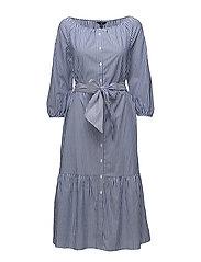 Gant - O1. Preppy Striped Shirt Dress