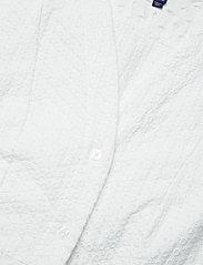 GANT - D1. BRODERIE ANGLAISE MAXI DRESS - midi dresses - white - 2