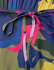 GANT - D1. SPLENDID FLORAL DRESS - wrap dresses - multicolor - 3
