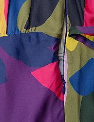 GANT - D1. SPLENDID FLORAL DRESS - wrap dresses - multicolor - 4