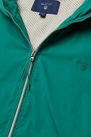 Gant - O1. WINDBREAKER - kevyet takit - emerald green - 3